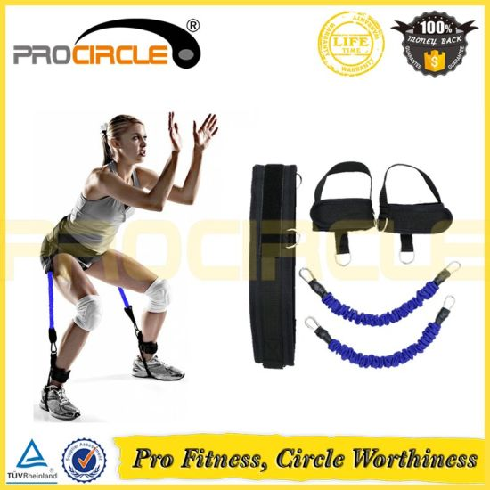 China Procircle Booty Fitness Belt Vertical Jump Trainer