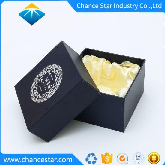 Custom Color Printed Paper Cardboard Tea Packaging Gift Box