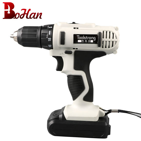18V Power Tools Cordless Electric Drill Specification OEM Drill Electric pictures & photos