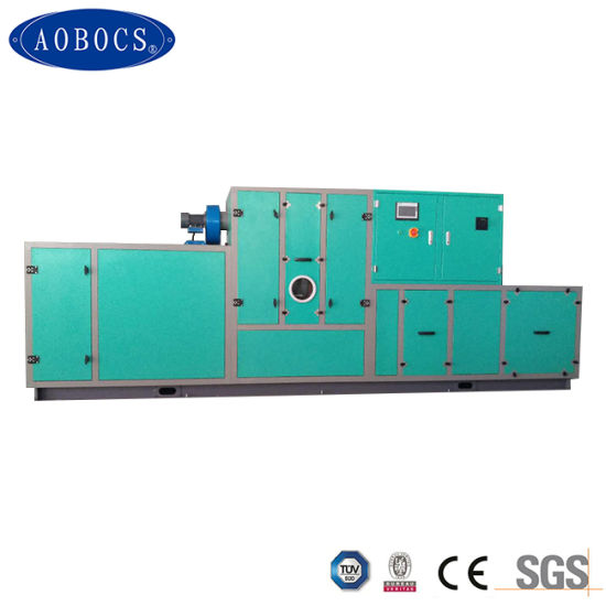 Industrial Dehumidifier Air Moisture Removal Equipment with Desiccant Wheel pictures & photos