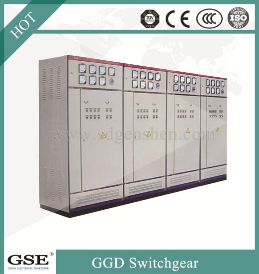 380V Ggd Series Drawable Low Voltage Power Distribution Switchgear