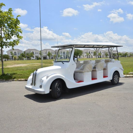 8 Passenger Electric Classic Cart pictures & photos