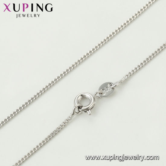 44739 Xuping Fashion Rhodium Color Heart Bracelet pictures & photos