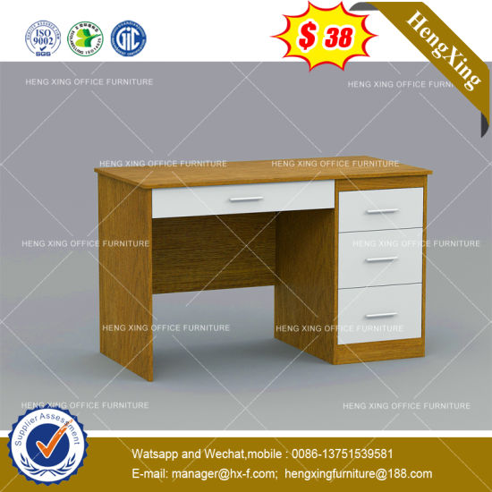 Wooden Office Furniture Lab School Library Computer Table Desk (HX-8NE050C) pictures & photos