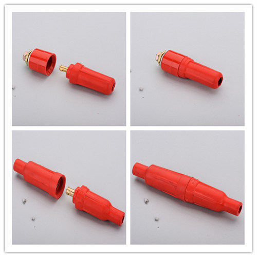 400A Cable Connector Joint for Welding Machine pictures & photos