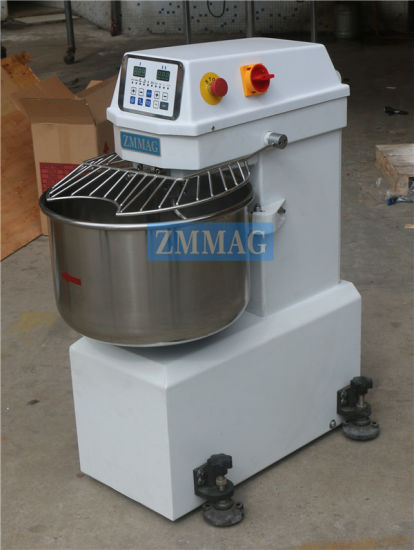 50kg Heavy Duty Spiral Dough Mixer with Good Price (ZMH-50) pictures & photos
