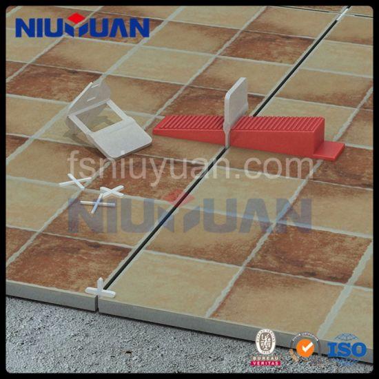 China Free Sample Ceramic Leveling System/ Floor Tile Spacer ...