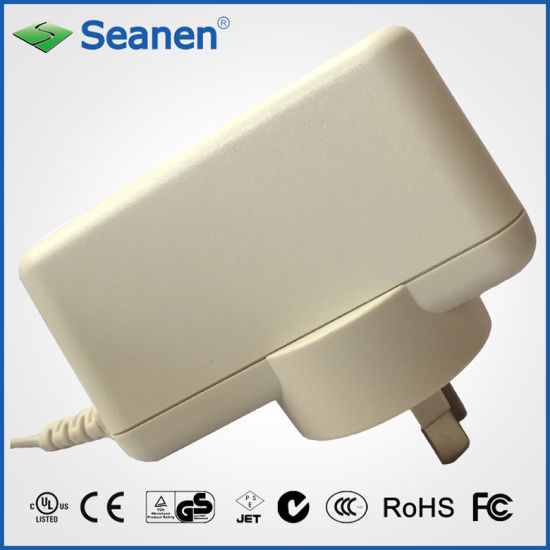 18W SAA Power Adaptor (RoHS, efficiency level VI) pictures & photos