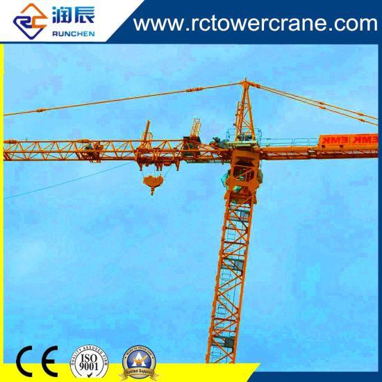 Mc115 Inner Climbing Tower Crane for Construction
