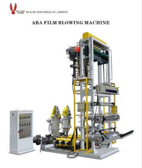 Mini ABA 45*45 Film Blowing Machine for PP/ PE