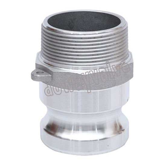 China Factory Wholesale Camlock Quick Couplings for Hose Connector (Type F)