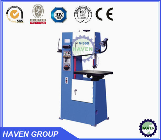 HAVEN Brand Vertical Band Sawing Machine with CE standard pictures & photos