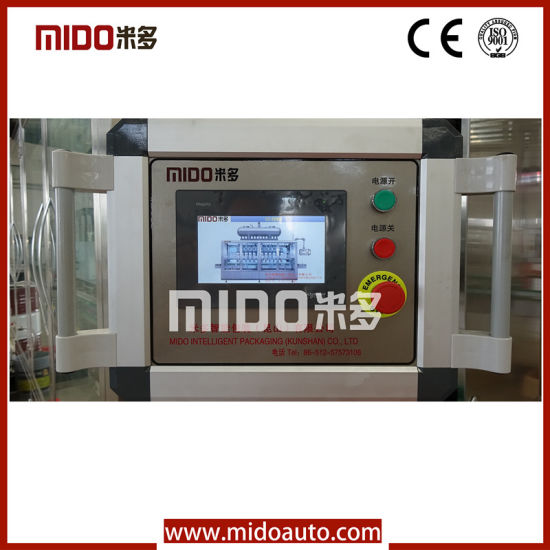Multi-Head Water Bottling Filling Machine for Liquid Filling Line pictures & photos
