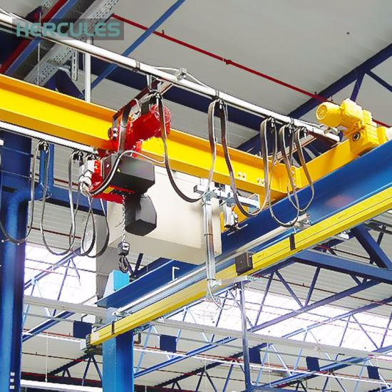 Professional Remote Control Overhead Crane with CE Certificate pictures & photos