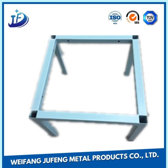 Customized Welding Fabrication Car Bracket of Laser Cutting/Stamping Service pictures & photos