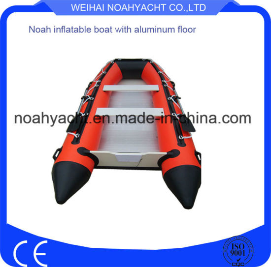 Factory Made Inflatable Boat /Fishing Boat/Boat/ German Mehler -Valmex Tender Boat for Sales pictures & photos