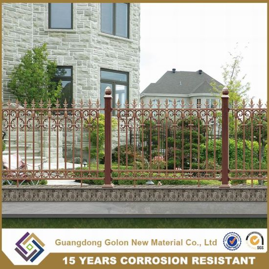 Anti-Corrosion Commercial Factory Fencing pictures & photos