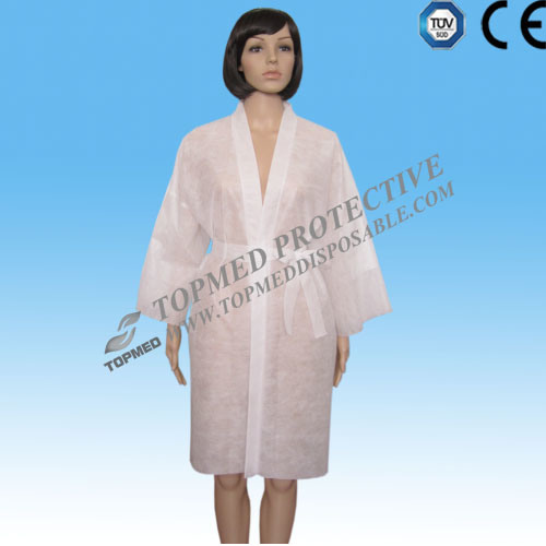 Disposable Sauna Suits, Nonwoven PP Disposable Sauna Uniforms pictures & photos