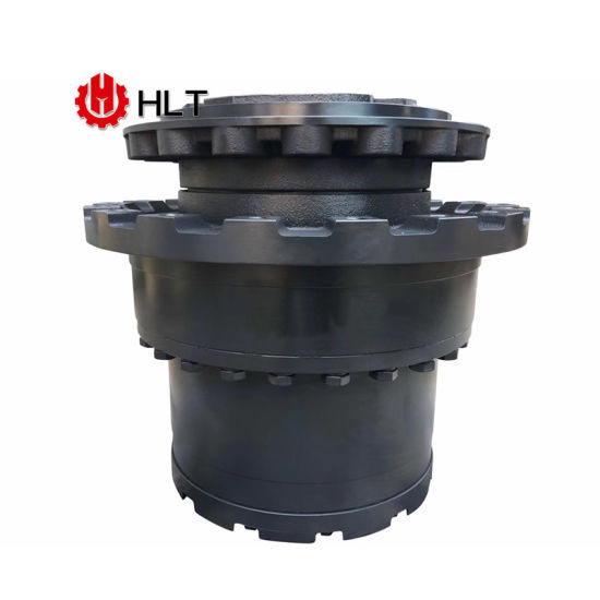 Produce High Quality Travel Reduction Gearbox for Excavator Hydraulic Parts