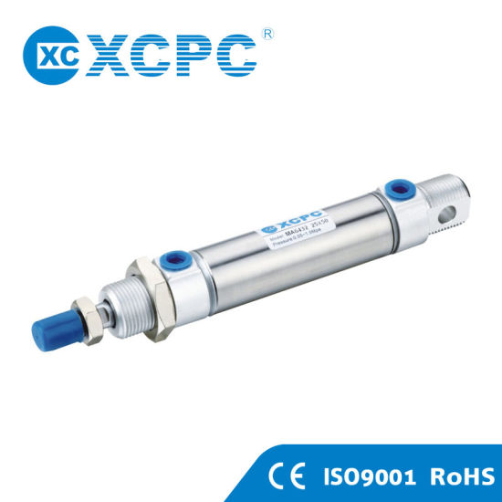 ISO Standard Stainless Steel Mini Cylinder