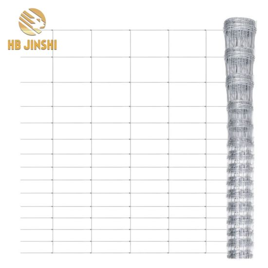 100m Rolls Low Cost Metal Field Fence Mesh for Goat Farm Fence