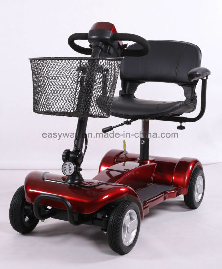 Economic Portable 4-Wheel Mobility Scooter pictures & photos