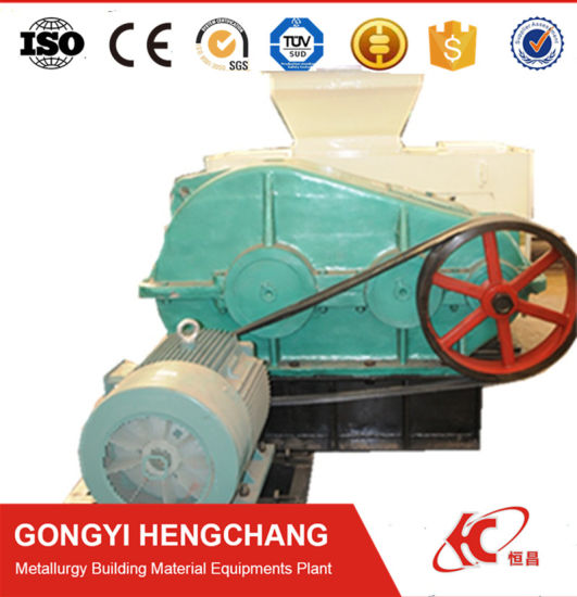 Hydraulic High Pressure Small Copper/Coal Dust Briquette Machine pictures & photos