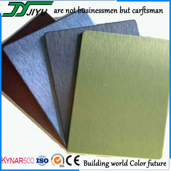 4mm PVDF Aluminium Composite Panel Prices Building Materials pictures & photos