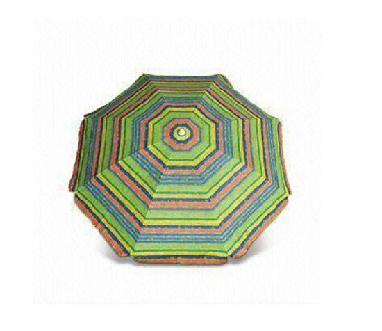 OEM New LED Transparent Beach Umbrella