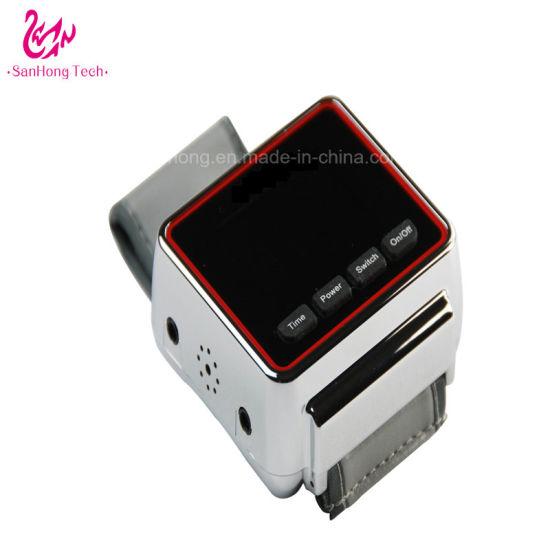 High Blood Pressure High Blood Sugar High Blood Lipids Rhinitis Ear Infection Semiconductor Laser Treatment Watch