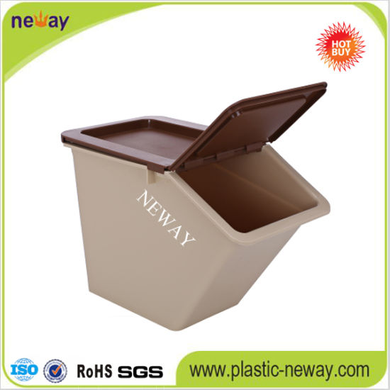 Colorful Household Paper Storage Plastic Gift Box pictures & photos