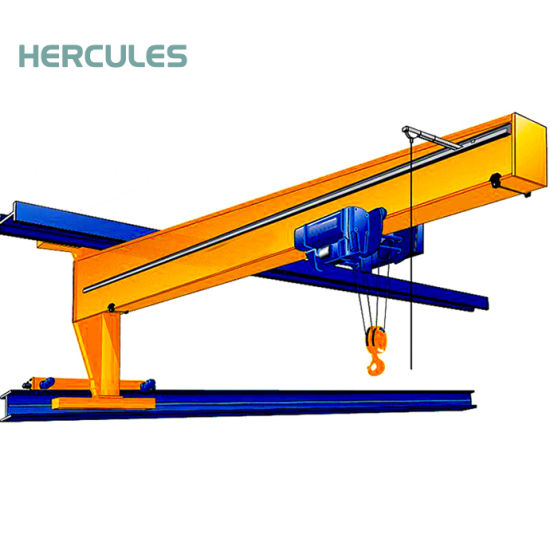 Bx Wall Mounted Cantilever Crane pictures & photos