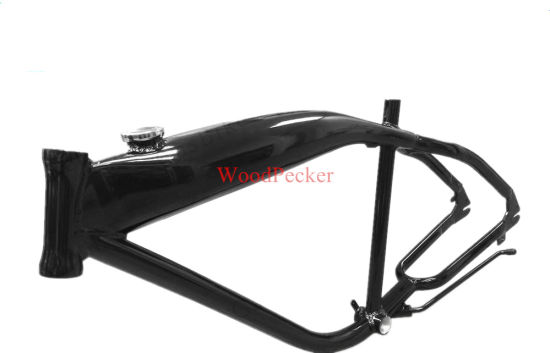 Aluminum Alloy Bicycle Frame With Builtin Fuel Tank