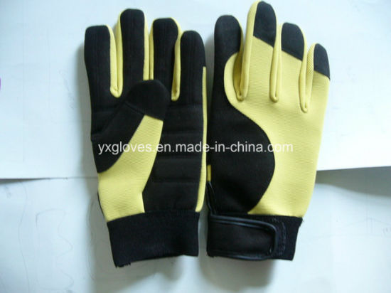 Labor Glove-Work Glove-Mechanic Glove-Safety Glove-Industrial Glove-Glove pictures & photos
