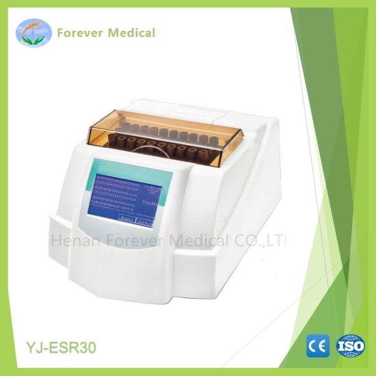 Medical Equipment Blood Dialysis Blood ESR Analyzer (YJ-ESR30)
