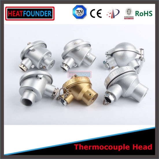 Type K Thermocouple Head for Temperature Detector pictures & photos