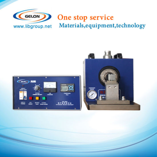 Ultrasonic Welding Machine to Weld Battery Tab pictures & photos