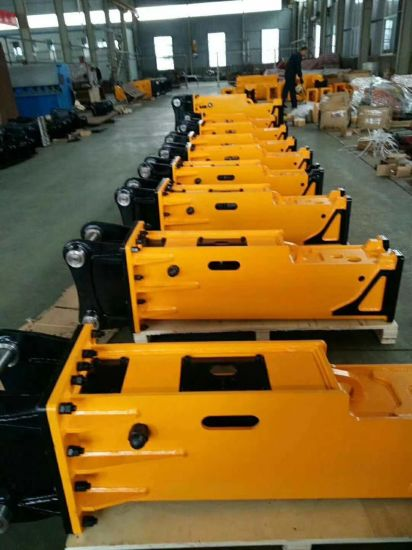 China All Kind of Excavator Breaker Box Type Open Type - China ...