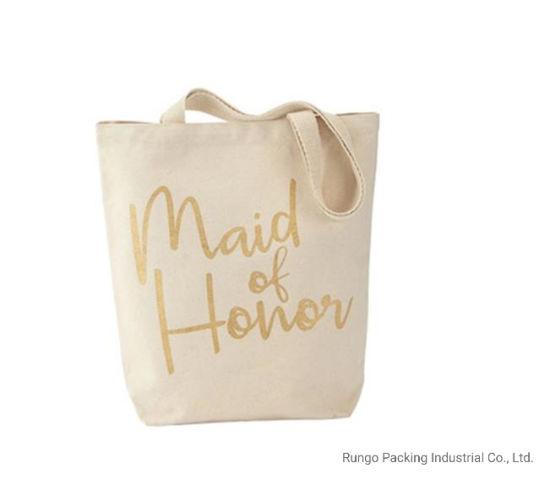Hot Sale High Quality Custom Logo Printed Organic Cloth Bag/Canvas Tote Bag