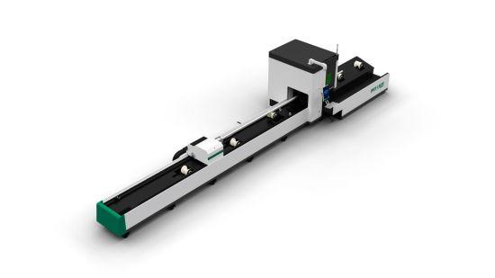 OR-T 6035 4000W Professional Tube Mini Pipe CNC Router Aluminum Metal Cutter Fiber Laser Cutting Machine