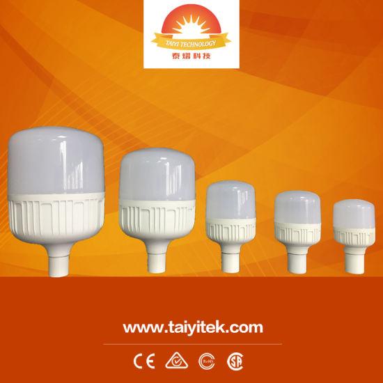 9W 15W 20W 28W 38W 48W 58W 68W T Shape LED Bulb Light Aluminum High Power Lamp E27 B22 6500K