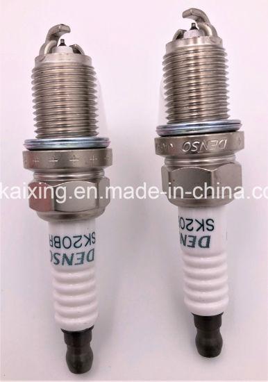 4 Denso 90919-01230 SK20BR11 Iridium Spark Plug for Toyota Avensis 1AZFSE 2AZFSE