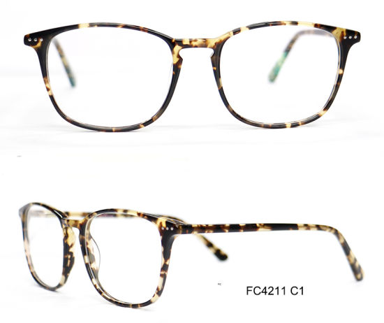 Italy Designer Many Acetate Color Optical Glasses