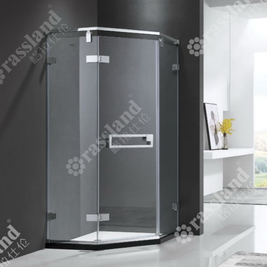 Shower Room G79z21L Wholesale Price High Grade 304SUS Sliding Glass Bathroom Luxury