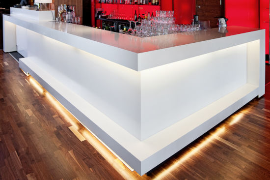 Restaurant and Bar Supplies Decor Modern Countertops Ready Made Bar Counters for Sale & China Restaurant and Bar Supplies Decor Modern Countertops Ready ...