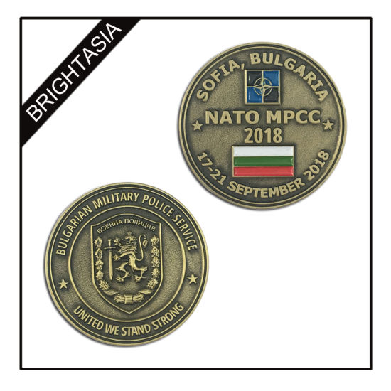 High Quality Custom 3D Metal Coin for Souvenir (BYH-10813) pictures & photos