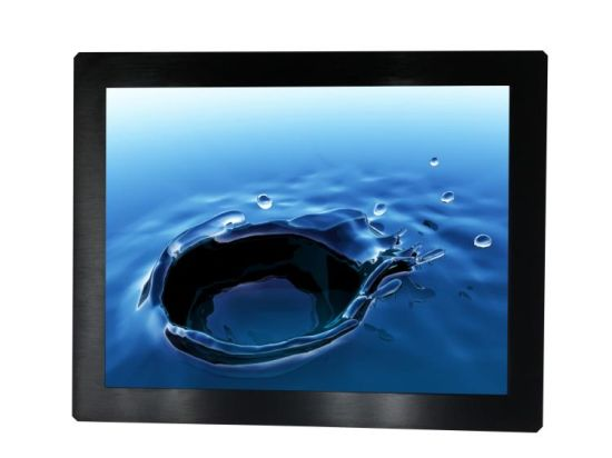 Customized 15 Inch Industrial Panel PC All in One Pcap Industrial Computer IP67 Waterproof Touch PC