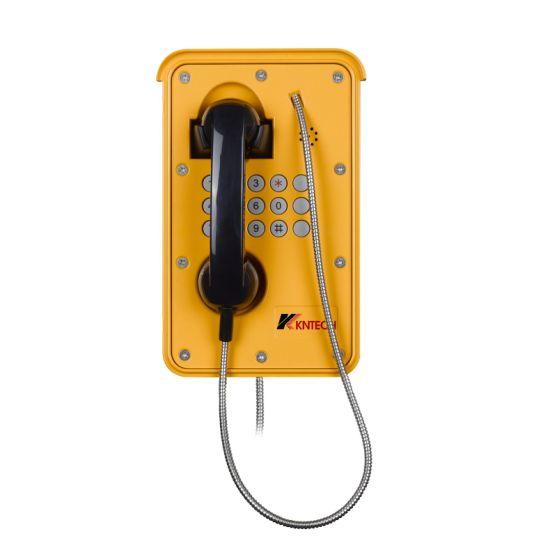 Wall Mount Type Outdoor Waterproof Heavy Duty Telephone