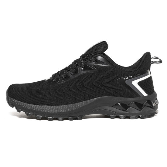 2020 New Breathable Men's Fashion Running Sports Shoes Men Outdoor Air Cushion Casual Sneakers Men Walking Jogging Shoes