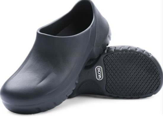 China Footwear Kitchen Shoes Safety Shoes Hotel Work Shoes
